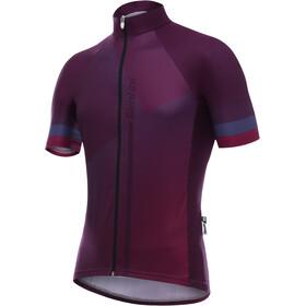 Santini Vento Maillot de cyclisme Homme, violet